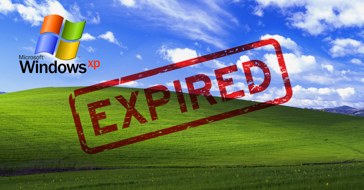 Windows XP Expired: No Hope of Resurrection