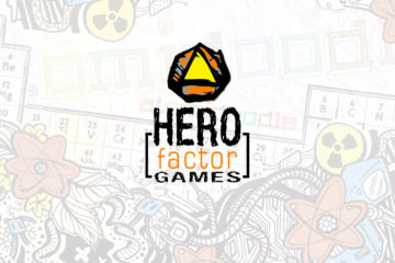 Hero Factor Games - Pursuing Passion Full Time